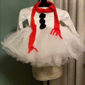 Chasing Fireflies Snowman Costume